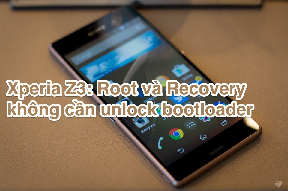 Xperia Z3 Root.