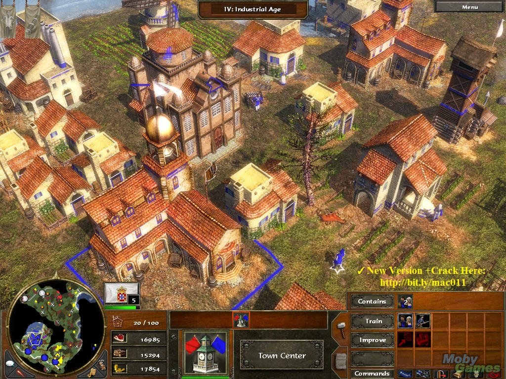 Age Of Empires Mac Download Full